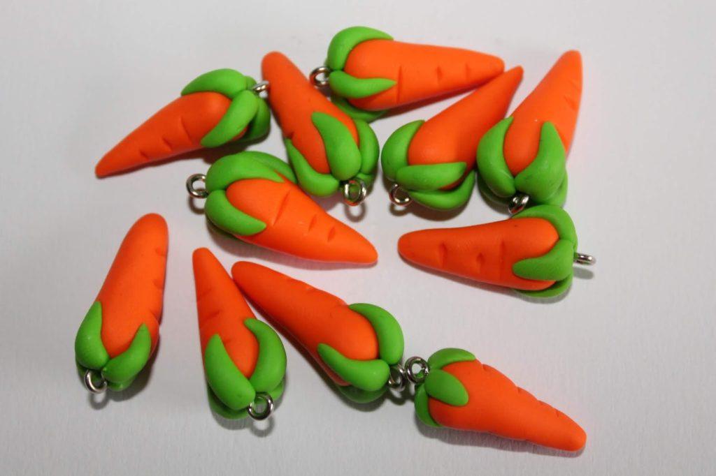 DIY Fimo Häschen mit Karotte ganz einfach selber machen inkl. Anleitung und Verarbeitungstipps