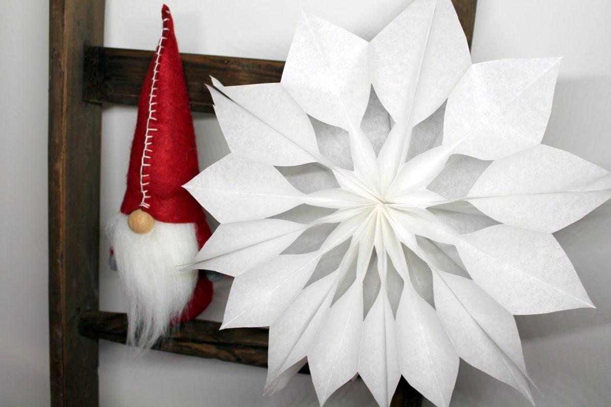 Diy Geschenkidee Zu Weihnachten Weihnachtssterne Aus