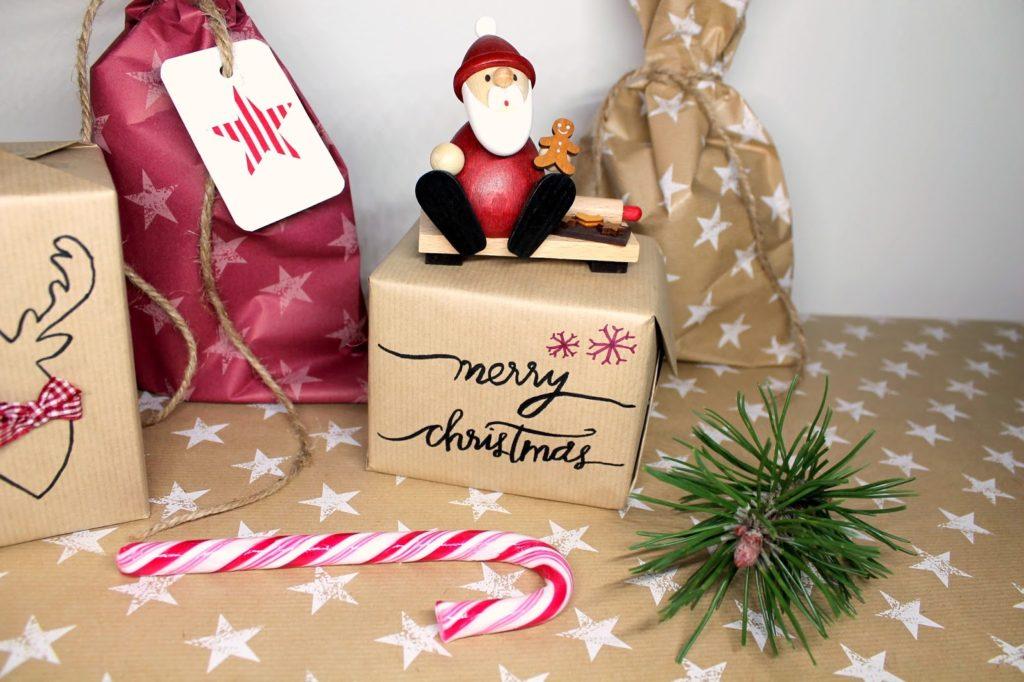 DIY, Basteln: Geschenke wunderschön und individuell verpacken, Mitbringsel, Weihnachtsgeschenk und Geschenkideen - DIYCarinchen
