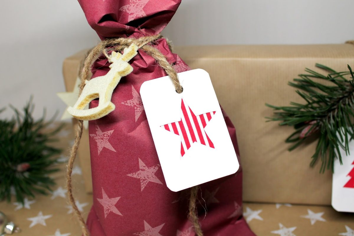 DIY tolle Verpackungsidee: Geschenke schön, individuell und verpacken