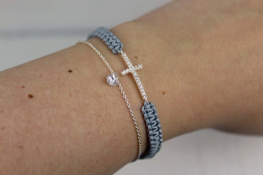 DIY Makramee Armbänder selber knüpfen - mit dieser Schritt für Schritt Anleitung und Silverbell klappt es auf jeden Fall