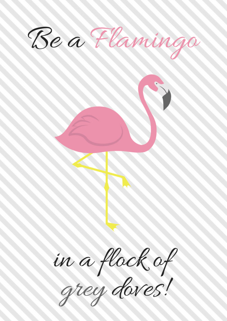 Diy Pompon Flamingos Aus Servietten Basteln Handmade Kultur