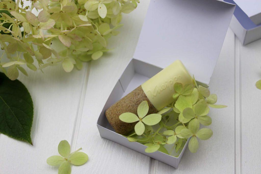 DIY: Einfache, kleine Geschenkbox selber machen - mit der neuen Kneipp® Lippenpflege