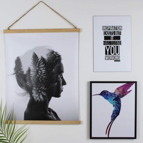 Poster, Posterleiste, Bilder