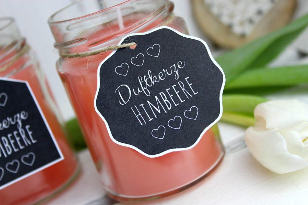 DIY Anleitung: Kerzen selber gießen / machen + Tipps und Tricks