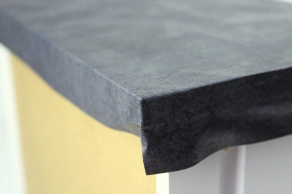 DIY: Möbel Upcycling - Möbelfolie trocken verkleben mit ausführlicher Anleitung inkl. Tipps und Tricks