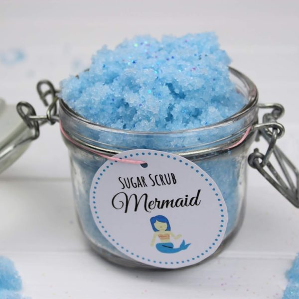Sugar Scrub, Zuckerpeeling, Mermaid