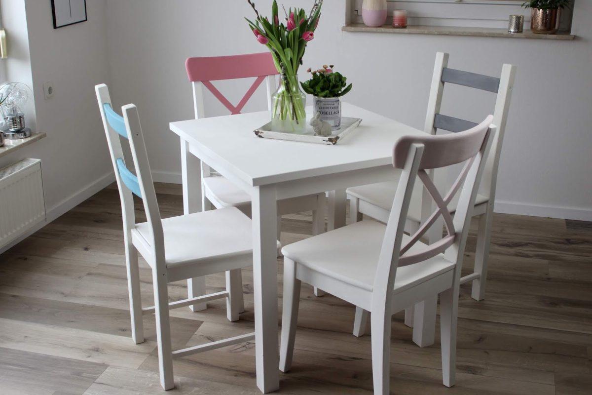Möbel Upcycling Kreidefarbe