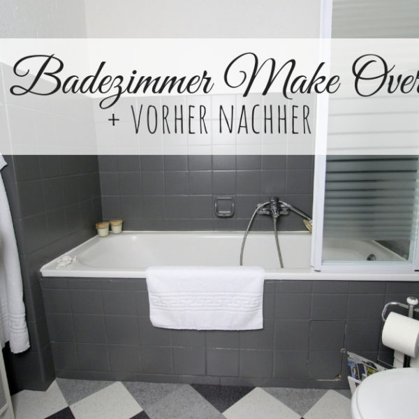 Badezimmer streichen Renovierfarbe