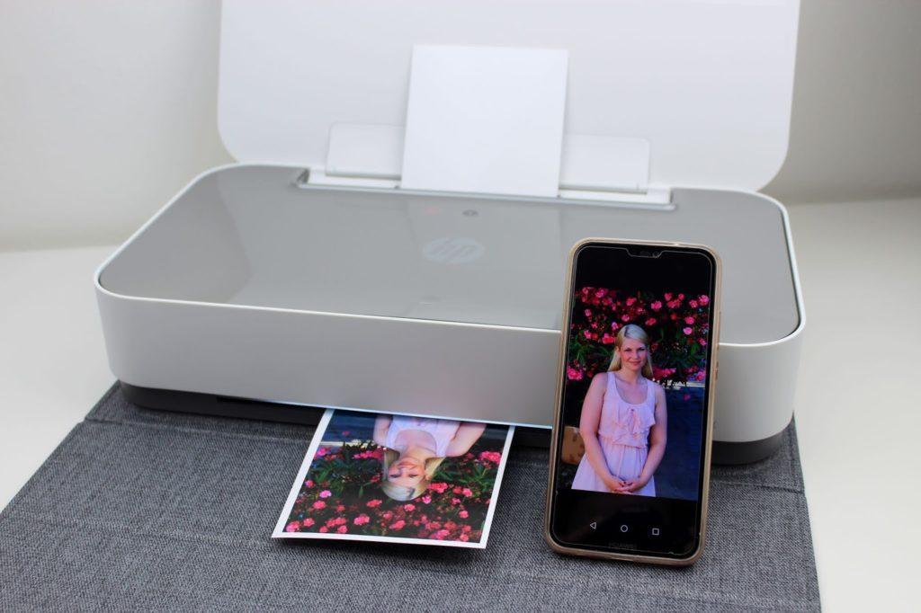 Foto Geschenkkarte - DIY: 5 wundervolle Fotogeschenke ganz schnell und einfach selber gemacht mit dem HP Tango X