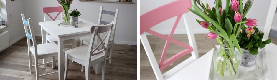 DIY - Hängeregal schnell und einfach selber bauen + jede Menge DIYs mit Kreidefarbe