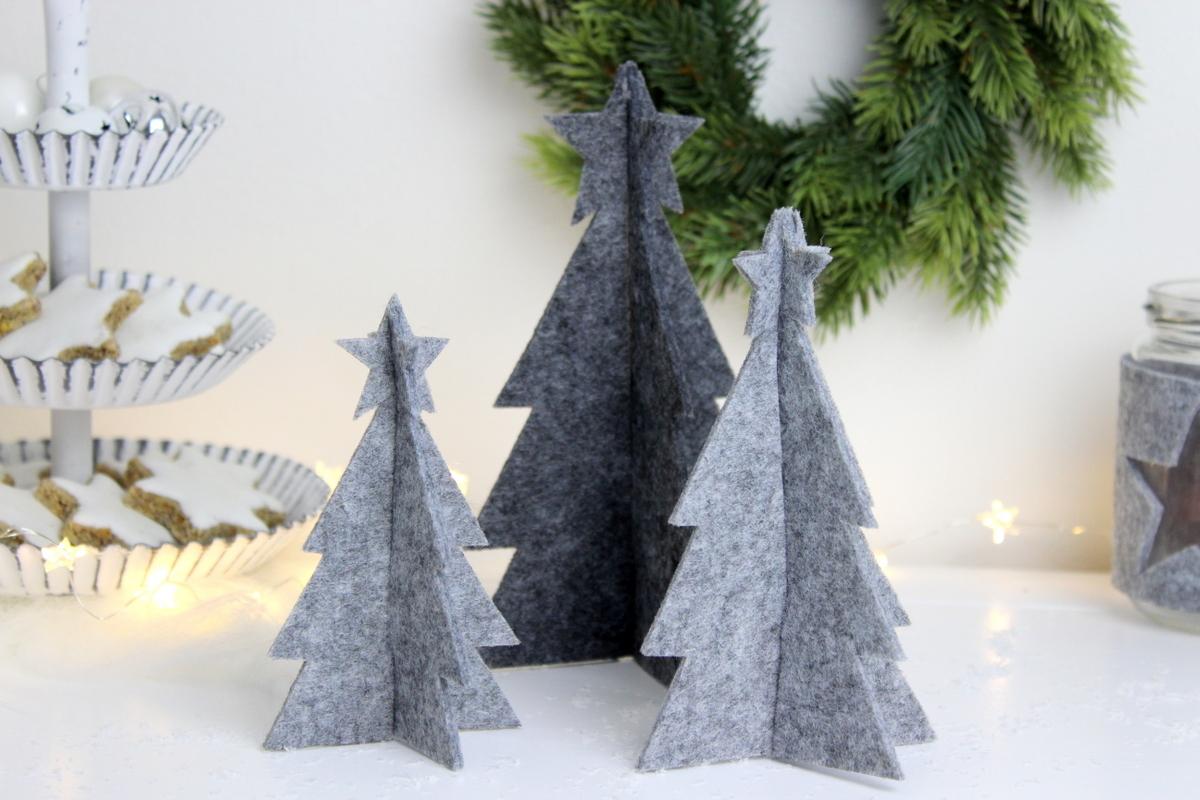 Eine Anleitung Fur Weihnachtssterne Aus Filz 6