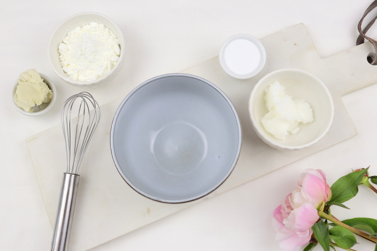 DIY selbstgemachte Deocreme im Einmachglas selber machen